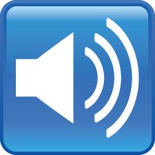 Audio Blue - 225 px